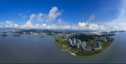 珠海唐家湾生态住宅格力海岸