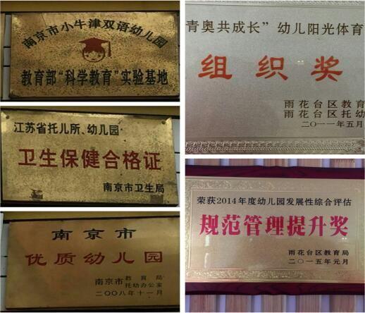 南京市小牛津双语幼儿园园长简介