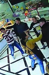 打砸恐吓加盟店一涉恶团伙&#x65B