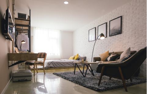 40平米长型公寓装修图