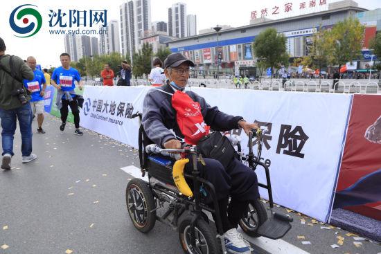 2017沈阳马拉松图片集锦