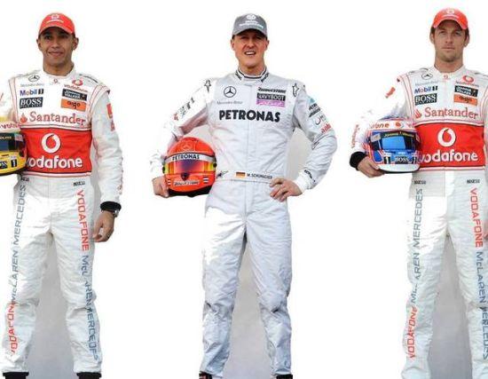 F1北京赛车PK兰博基尼大牛险获胜在最后只差