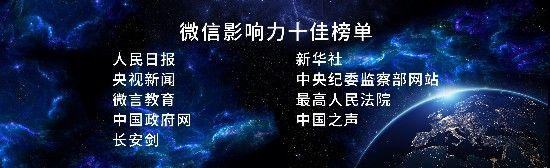 金沙国际娱乐平台:两微一端榜单揭晓_百佳评选榜单揭晓