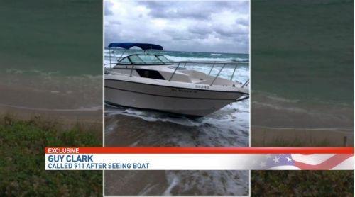偷渡船冲上美海滩 11名中国偷渡客被捕被遣返(图)
