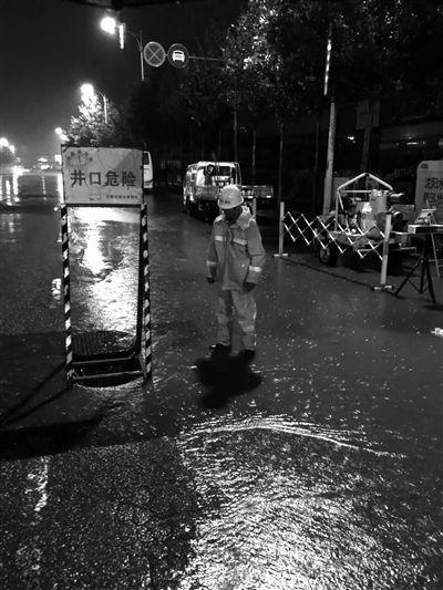 双赢彩票App:沈阳水务集团坚守防汛岗位确保沈城安全度汛