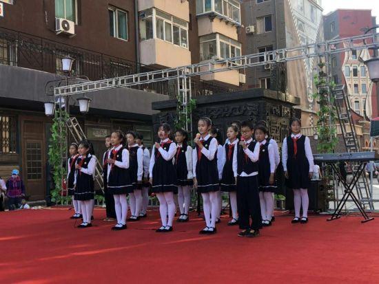 """沈阳和平区举办庆""""六一""""少儿专场文艺演出"""