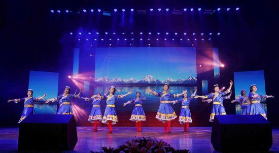 沈阳化工大学举行喜迎第35个教师节文艺汇演