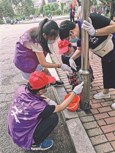 沈阳文官街道用一封信和小扇子把职工拉进创城活动中