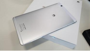 英媒IBTimes:剑指iPad Mini 华为平板M3初体验