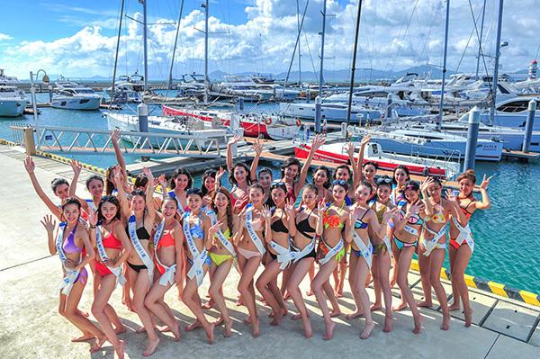 凤凰岛国际邮轮港进行主题拍摄,体验海港文化,配合宁夏卫视参与《这里