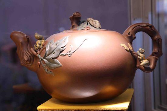 数十万种展品亮相2017南票紫砂文化周