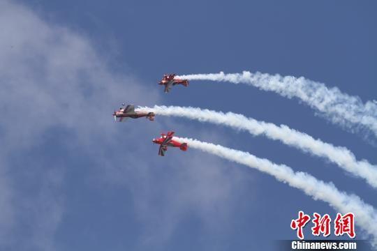 第六届沈阳法库国际飞行大会倾力打造通航盛宴
