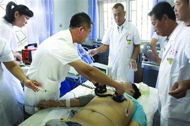 大学生触电无心跳 半个小时后被救活