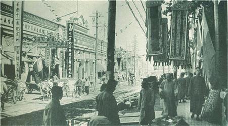 """150年前营口商帮或颓于不平等""""包邮""""政策"""
