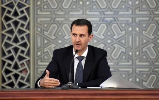 手机幸运飞艇开奖记录:叙利亚总统任命新国防部长_曾任叙政府军参谋长