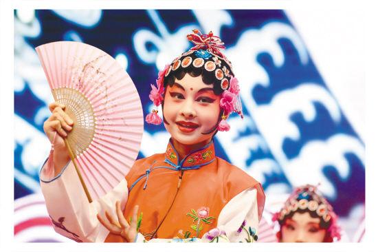 五年内实现沈阳市大中小学戏曲演出 普及教育全覆盖