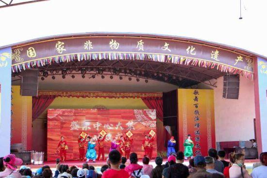 金沙线上娱乐官网:东北首个皇家驿站开设盛京中心大集