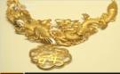 """""""港金传奇""""展示香港传统黄金饰品"""