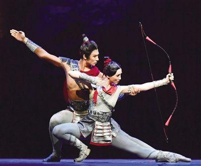 辽芭要将原创舞剧《花木兰》推向世界