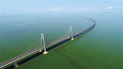 """港珠澳大桥通车""""辽宁技术""""亮眼"""