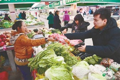 沈阳提升改造101个农贸市场