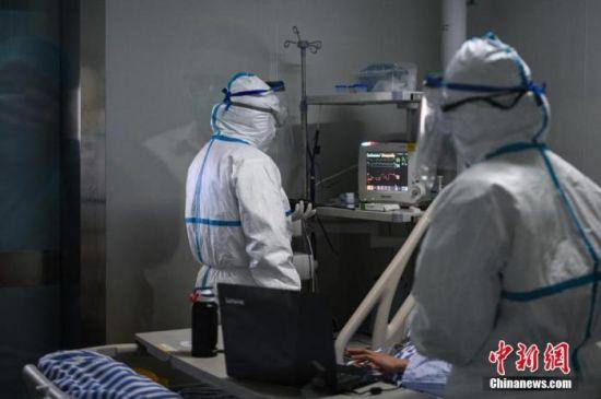 湖(hu)北(bei)新增新冠(guan)肺炎病(bing)例2618例 累�29631例
